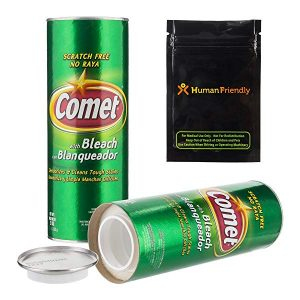 comet cleaner realistic diversion safe