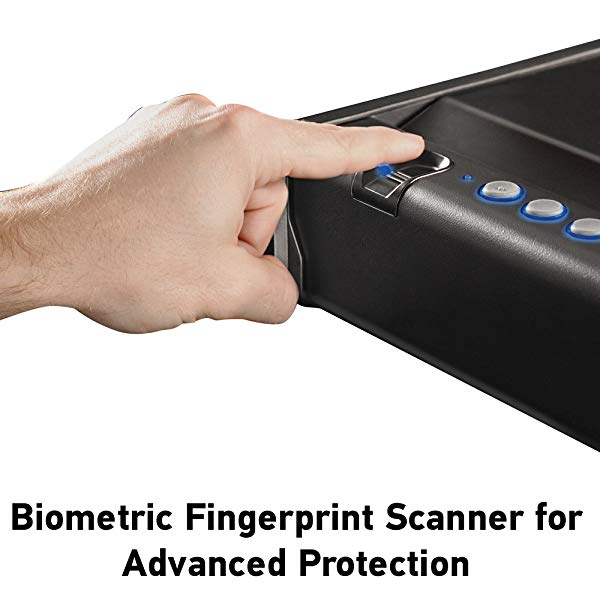 Advanced Protection Biometric scanner
