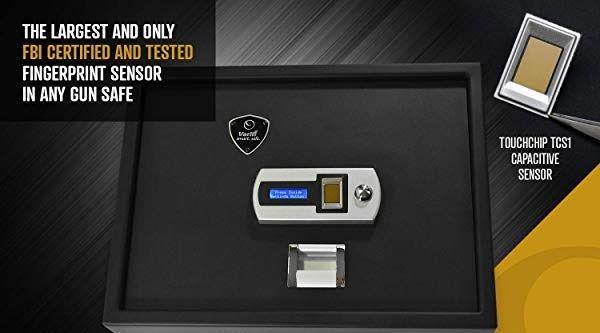 Verifi Biometric Smart Safe S6000