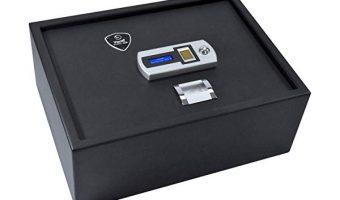 Verifi Biometric Smart Safe Approved by FBI