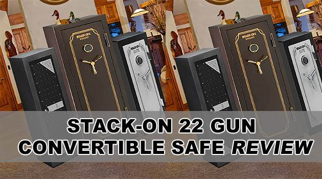 Stack-on 22 Gun Convertible Safe Review