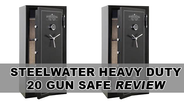 Steelwater Heavy Duty 20 Gun Safe Review