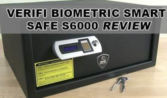 Verifi Biometric Smart Safe S6000 Review